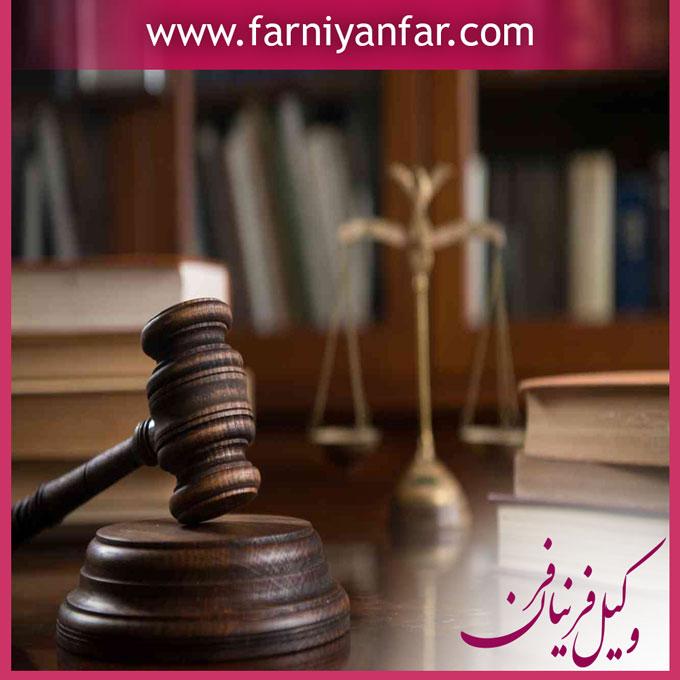 وکیل اهانت به مقدسات مذهبی
